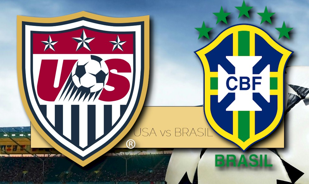 USA vs Brazil 2015 Score En Vivo Ignites USA Soccer Battle