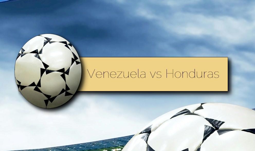 Venezuela vs Honduras 2015 Score En Vivo Ignites Futbol Amistoso