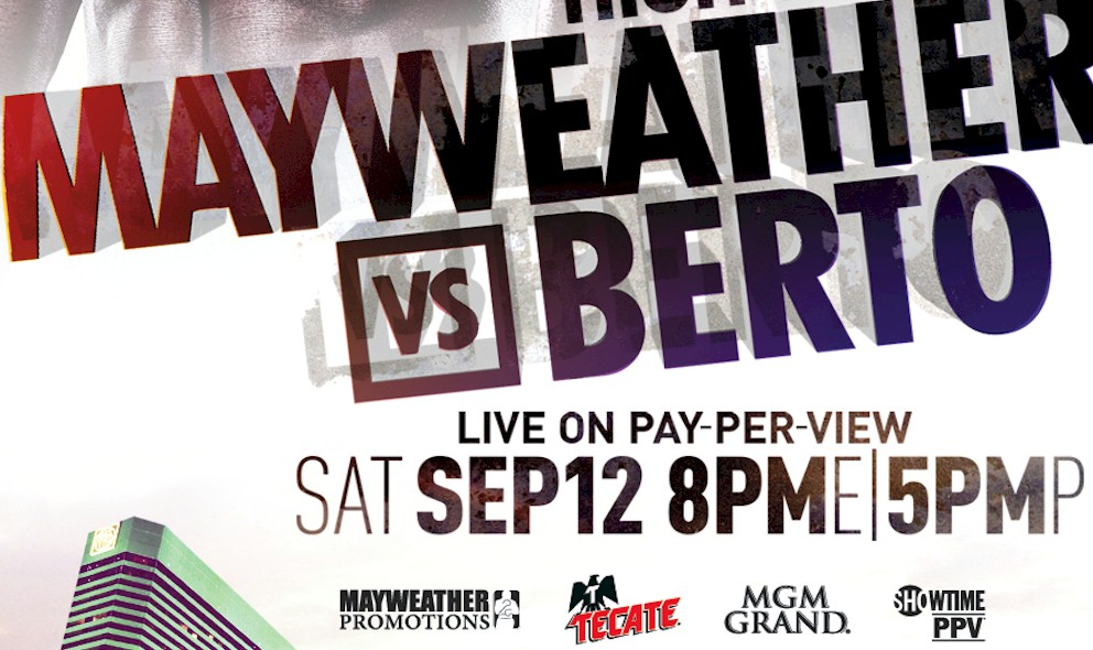 What Channel is the Fight Tonight 2015: Official Mayweather Fight TV Channel