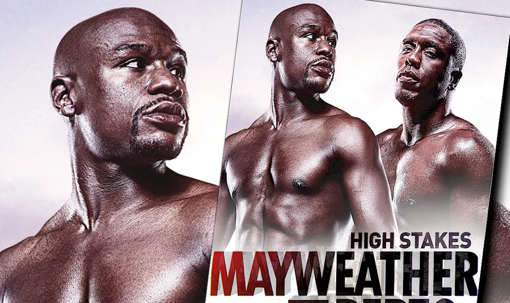 What Time is Mayweather Fight Tonight 2015, Boxing Main Event