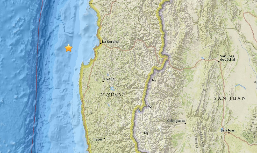 Chile Earthquake Today 2015: Strong Aftershocks Continue