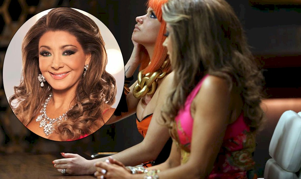 Gina Liano, Celebrity Apprentice, Proclaimed 1st Queen of Real Housewives
