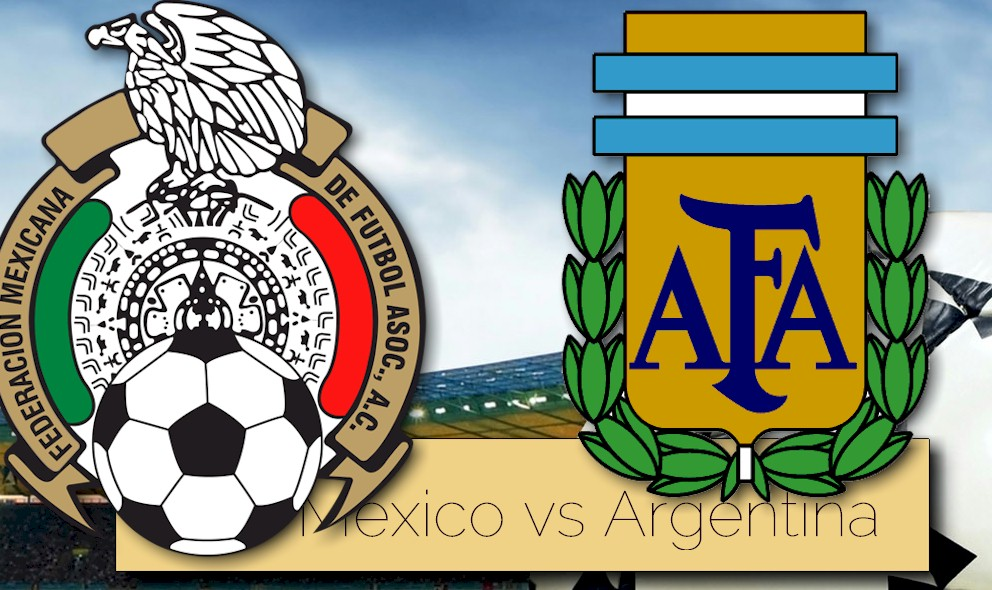 Mexico vs Argentina 2015 Score En Vivo Prompts Futbol Amistoso Univision