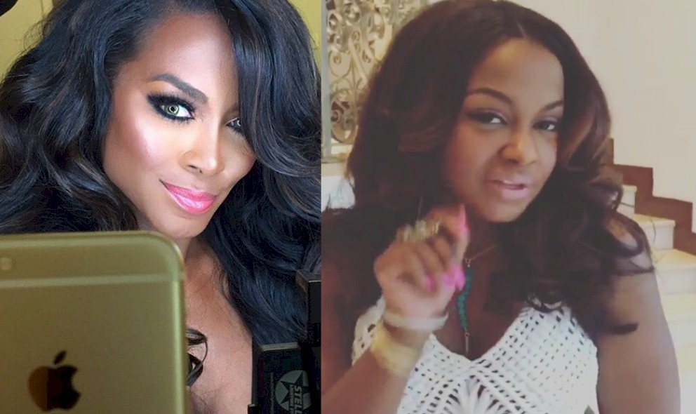 RHOA Phaedra Parks Confirms Miami, Kenya Moore Slams Radar: EXCLUSIVE