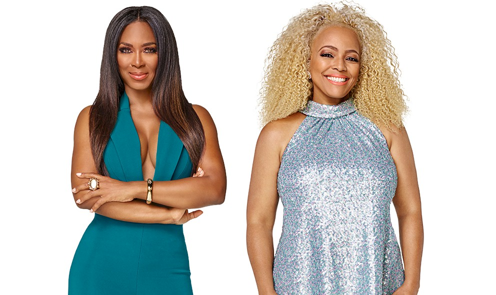 RHOA Nene Leakes 2.0? Kim Fields Comes for Kenya Moore, Already