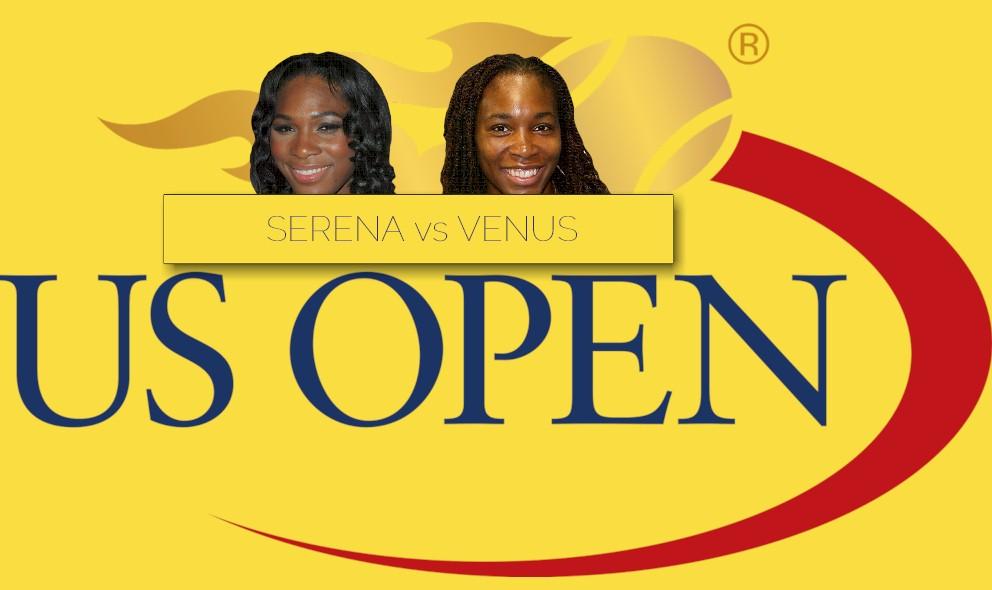 Serena Williams vs Venus Williams Score 2015 Ignites US Open Results Today