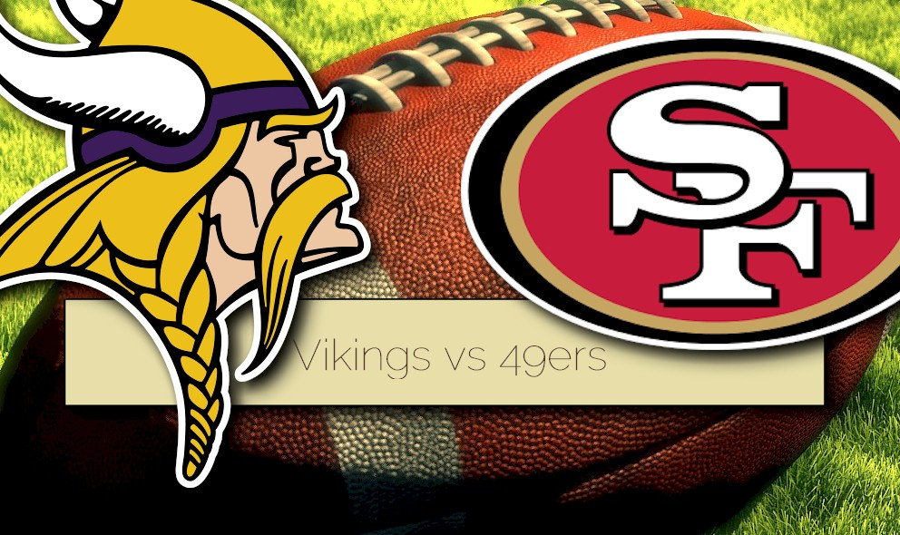Vikings vs 49ers 2015 Score Heats up Monday Night Football