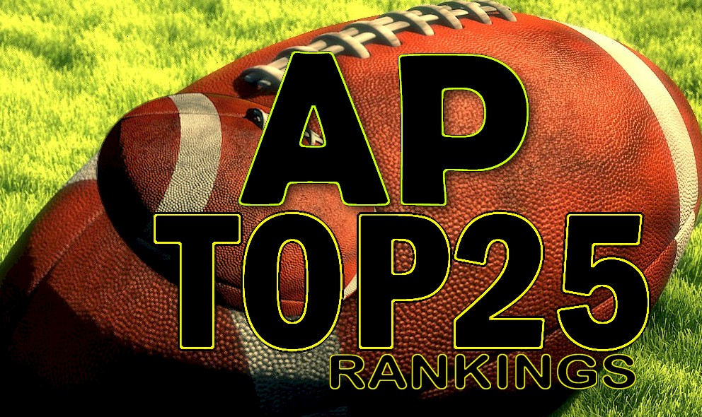 AP Top 25 College Football Poll Rankings: Week 6 Standings Lift TCU