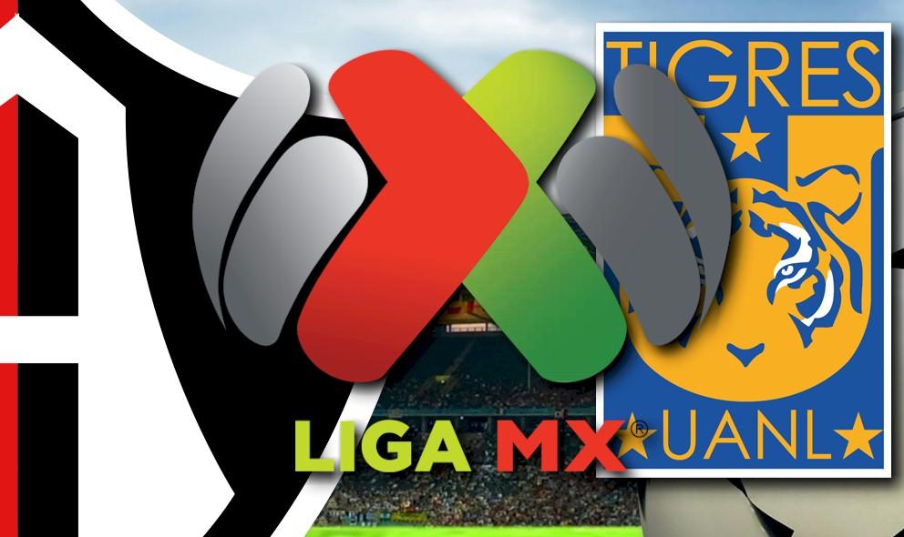 Atlas vs Tigres UANL 2015 Score En Vivo Prompts Liga MX Table