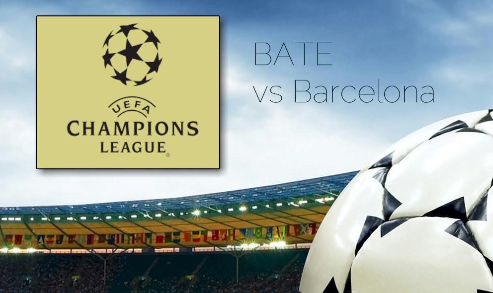 Barcelona vs BATE 2015 Score En Vivo Ignites UEFA Champions League Results