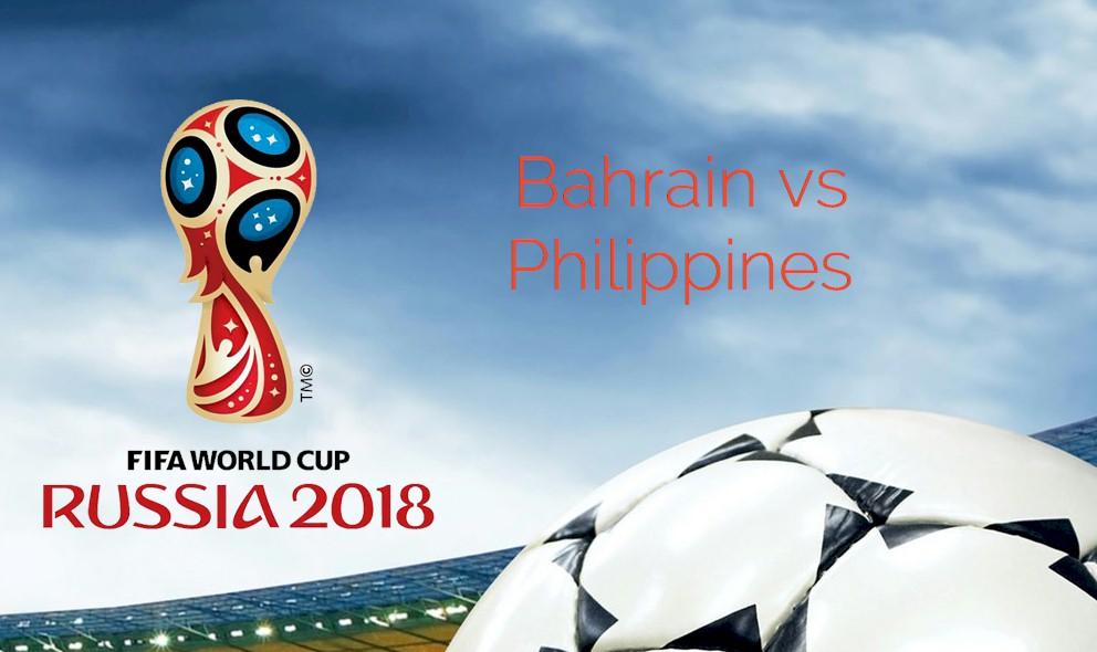 Bahrain vs Philippines 2015 Score Heats Up World Cup Qualifier
