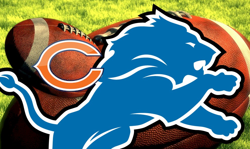 Bears vs Lions 2015 Score Heats up NFL Football Battle