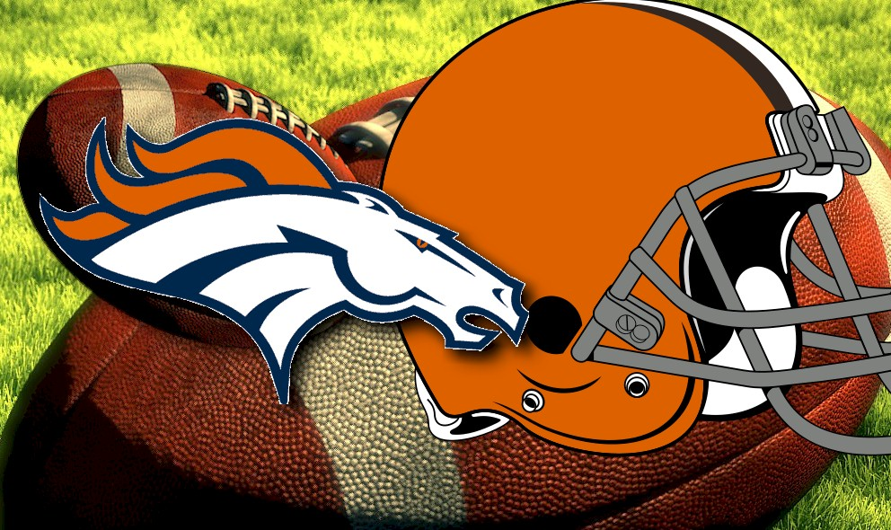 Broncos vs Browns 2015 Score Ignites NFL Football Today