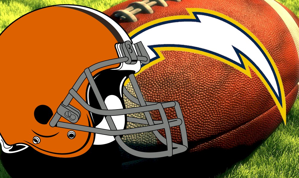 Browns vs Chargers 2015 Score Heats up NFL Sunday Football
