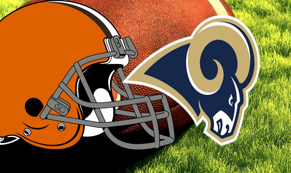 Browns vs Rams 2015 Score Prompts NFL Football Sunday