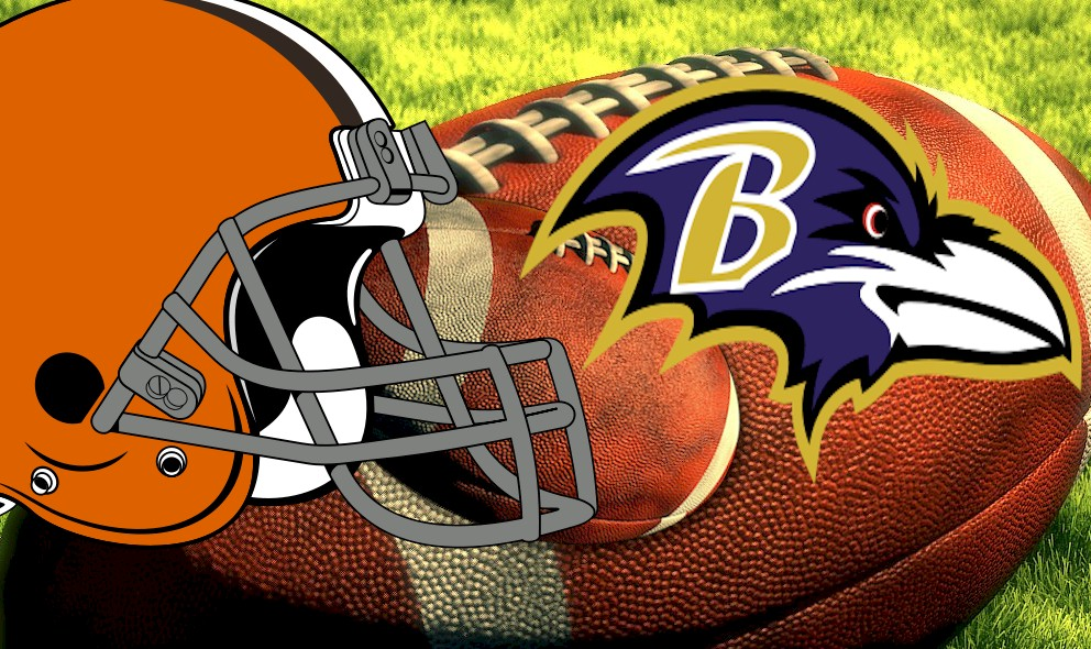 Browns vs Ravens 2015 Score: Flacco Leads in Third