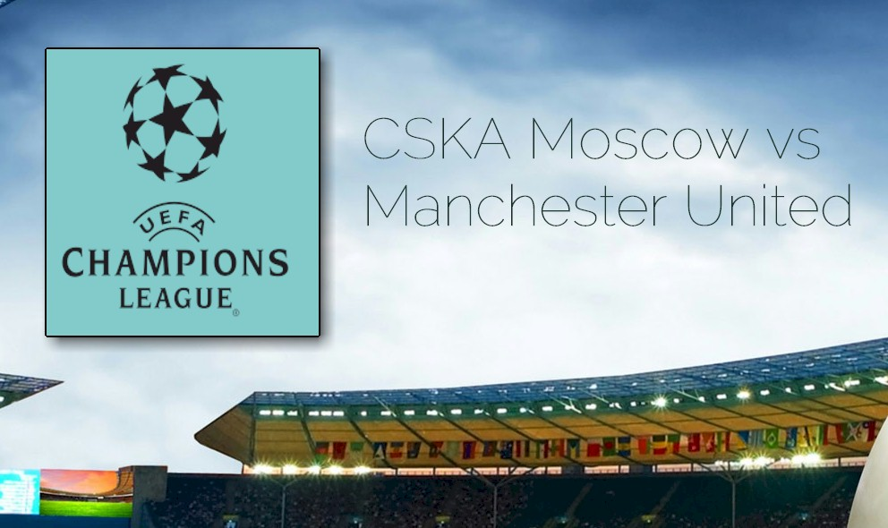 CSKA Moscow vs Manchester United 2015 Score Ignites Champions League