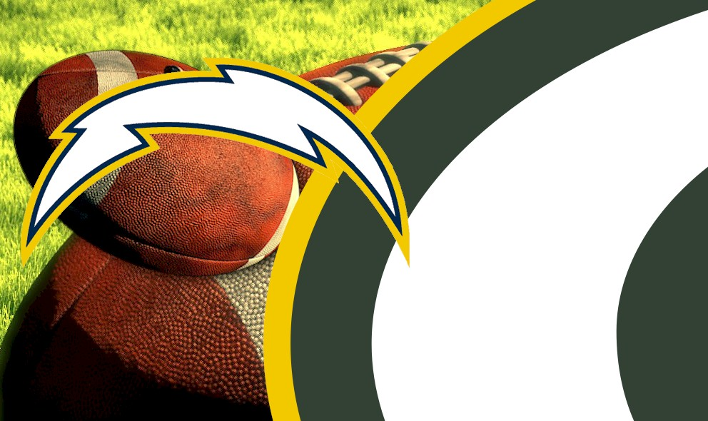 Chargers vs Packers 2015 Score Ignites NFL Football Sunday