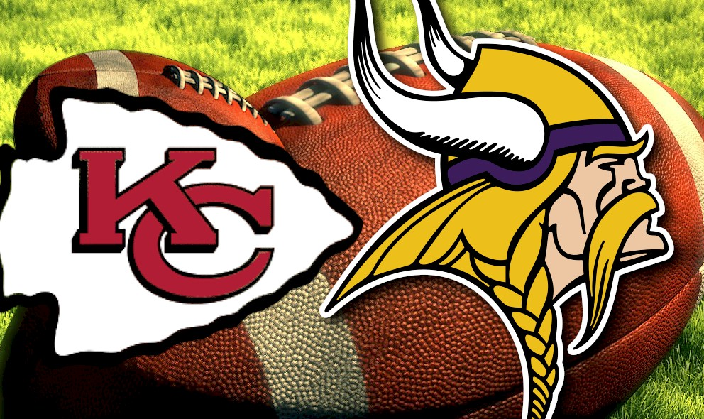 Chiefs vs Vikings 2015 Score Delivers NFL Football Game