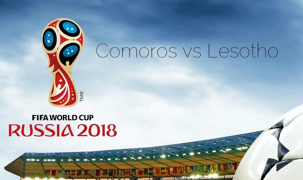 Comoros vs Lesotho 2015 Score Heats Up FIFA World Cup Qualifier