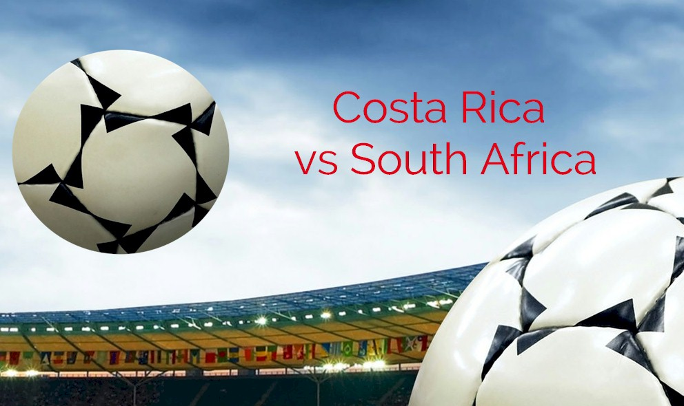 Costa Rica vs South Africa 2015 Score En Vivo Delivers Futbol Amistoso