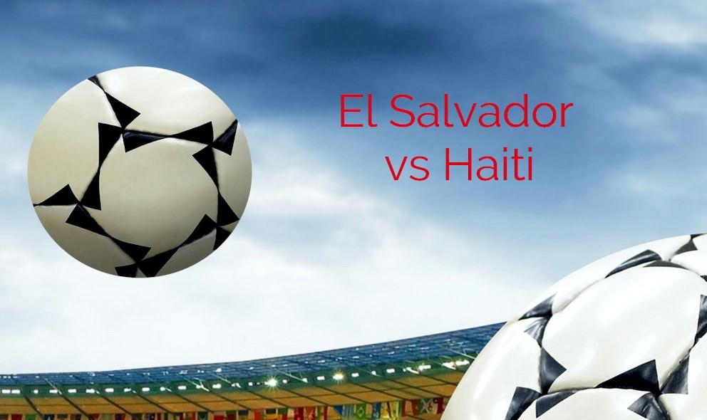 El Salvador vs Haiti 2015 Score En Vivo Ignites Futbol Amistoso