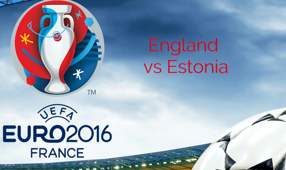 UEFA Euro Qualifiers Prompt England vs Estonia Score