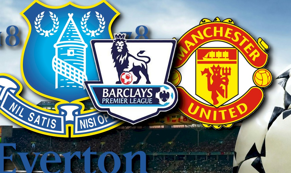 Everton vs. Manchester United 2015 Score Updates EPL Table Results