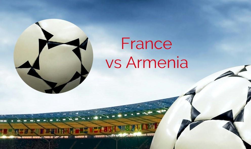 France vs Armenia 2015 Score Heats up Soccer Friendly