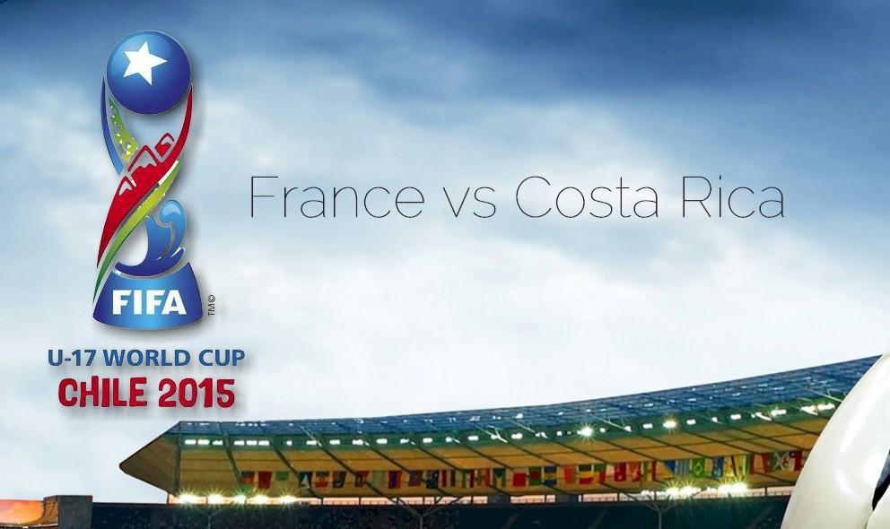 France vs Costa Rica 2015 Score En Vivo Ignites Copa Mundial