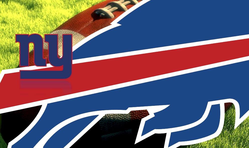 Giants vs Bills 2015 Score: New York Leads in 1st