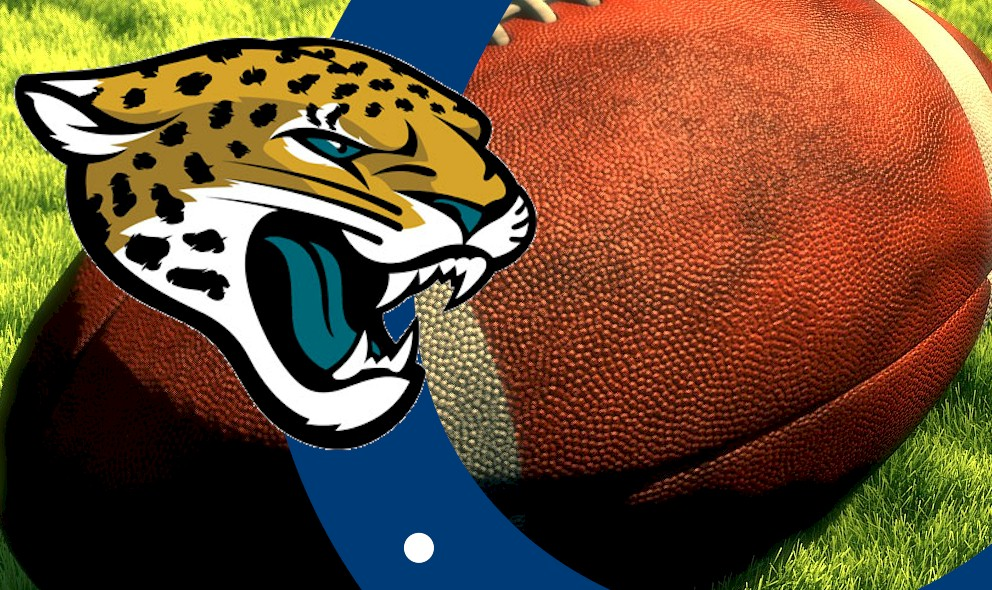 Jaguars vs Colts 2015 Score Tied Before Football Halftime