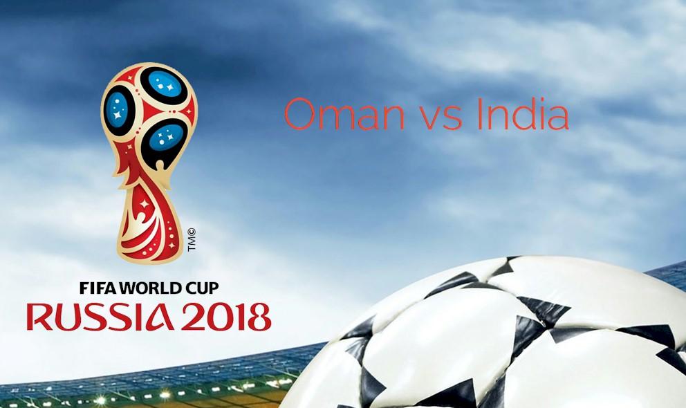 Oman vs India 2015 Score Ignites World Cup Qualifier