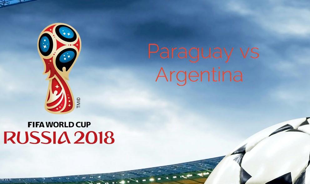 Paraguay vs Argentina 2015 Score En Vivo Heats up Copa Mundial Qualifier