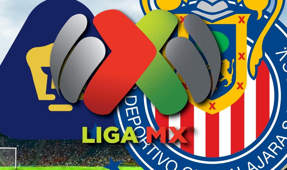Pumas UNAM vs Guadalajara 2015 Score En Vivo Ignites Liga MX Table