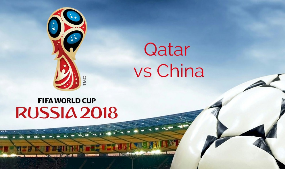 FIFA World Cup Qualifier Results Prompt Qatar vs China PR 2015 Score