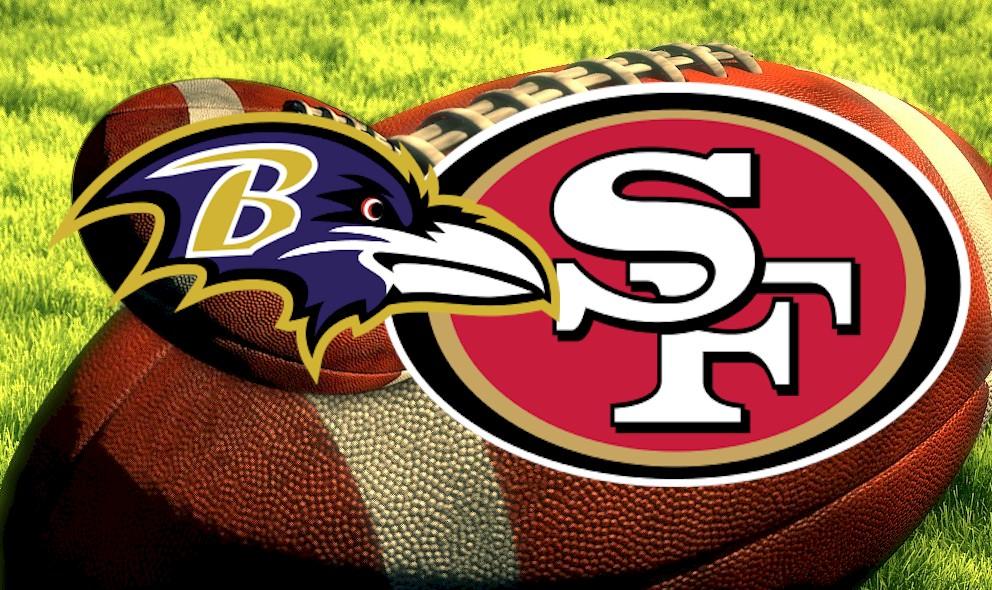 Ravens vs 49ers 2015 Score Heats up NFL Football Sunday