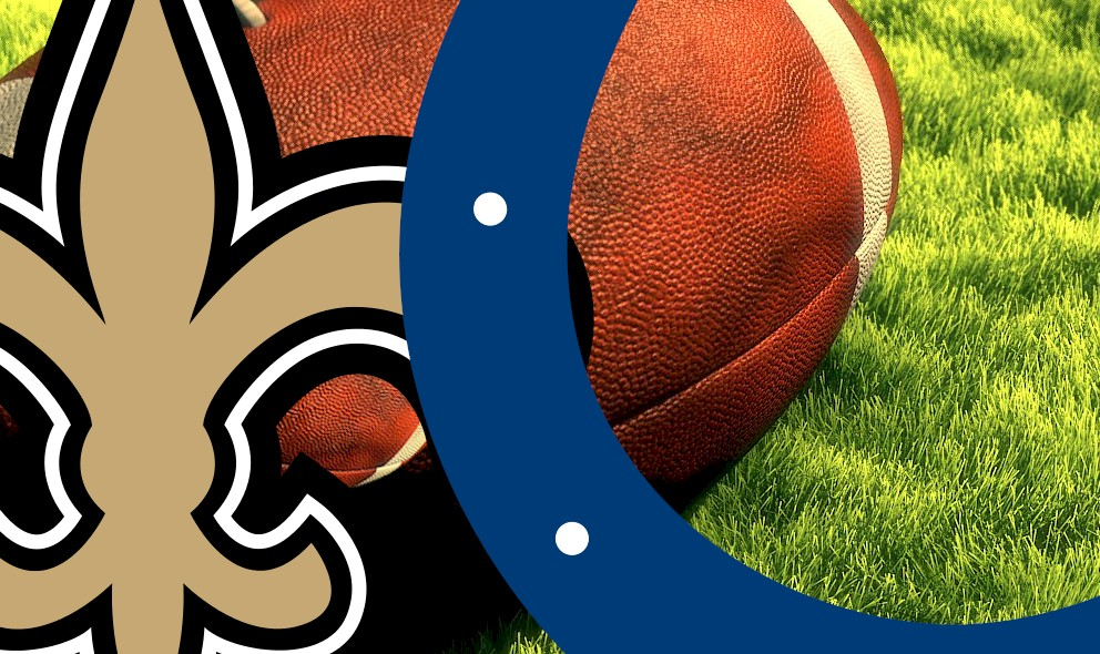 Saints vs Colts 2015 Score Heats up NFL Football Sunday