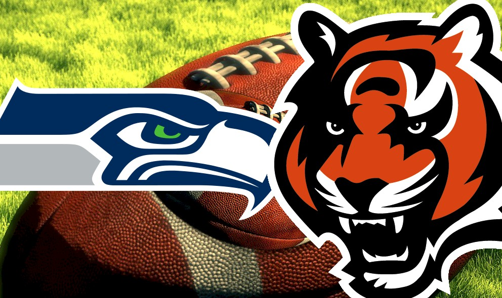 Seahawks vs Bengals 2015 Score Remains Close Before Halftime