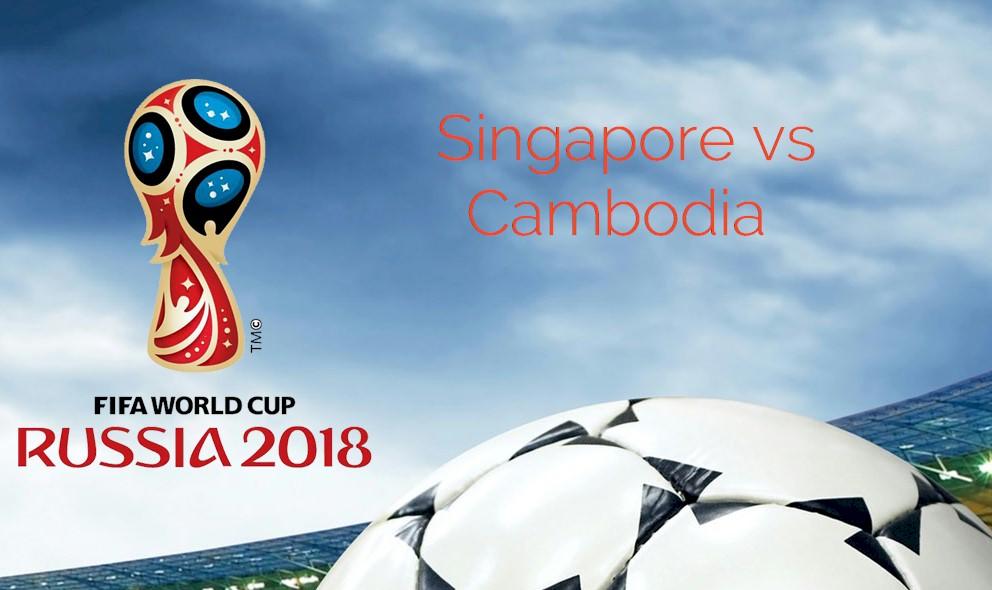 Singapore vs Cambodia 2015 Score Heats Up World Cup AFC Qualifier
