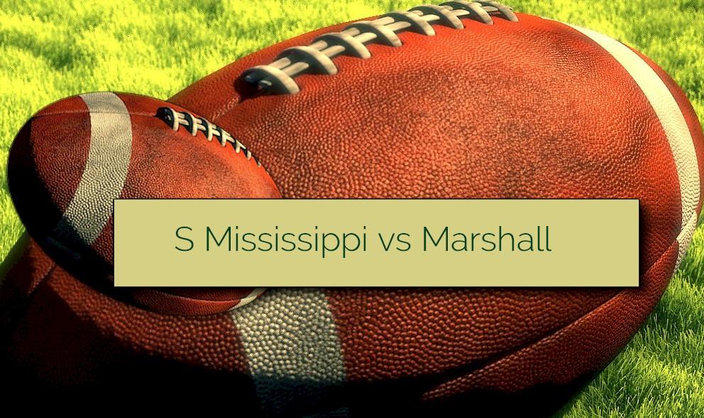 Southern Mississippi vs Marshall 2015 Score Ignites College Football Battle
