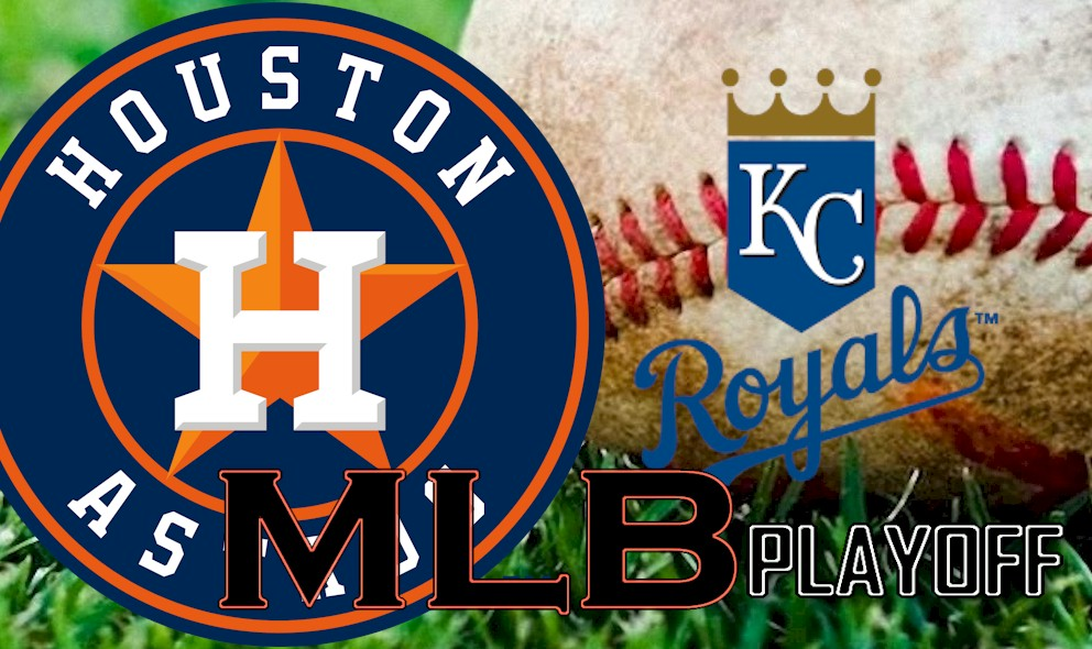 Astros vs Royals 2015 Score Heats up Baseball MLB Playoff Schedule