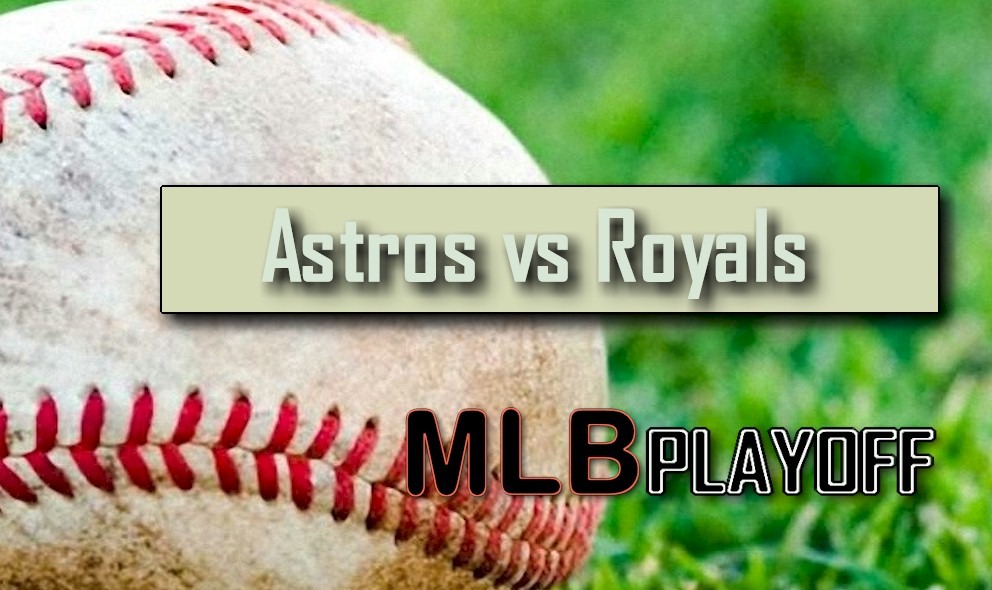 Astros vs Royals 2015 Score Ignites MLB Playoff Schedule