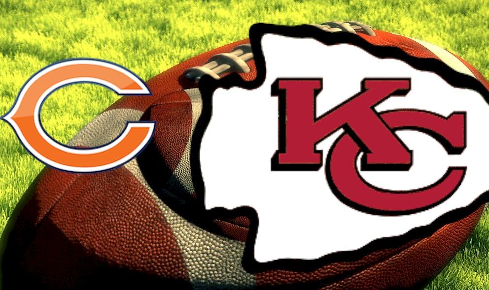 Bears vs Chiefs 2015 Score Heats up Sunday Football