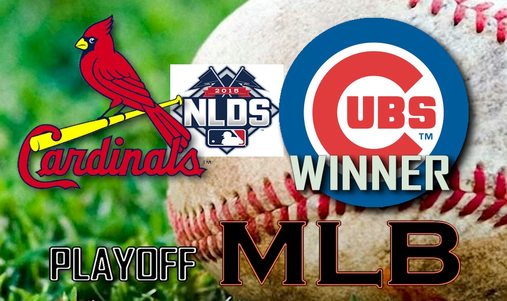 Cubs Win NLDS 2015, MLB Playoff: Cardinals vs Cubs Final Score 4-6