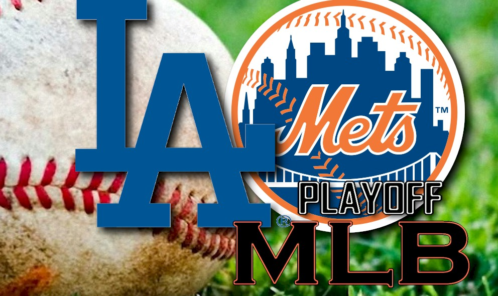 Dodgers vs Mets 2015 Score Heats up MLB Playoff Schedule, Baseball