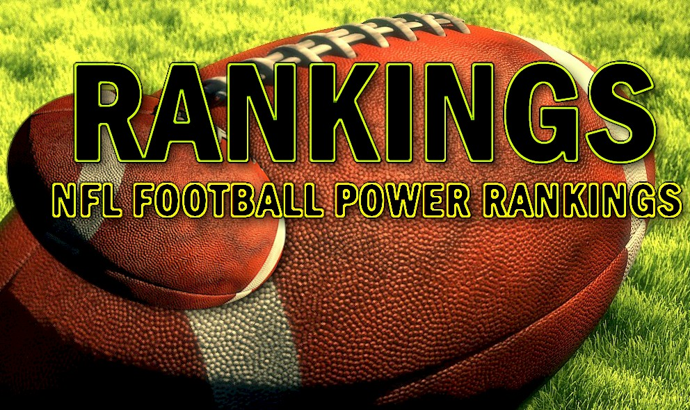 ESPN Power Rankings NFL Football: Week 6 Standings 10/13 Today Released