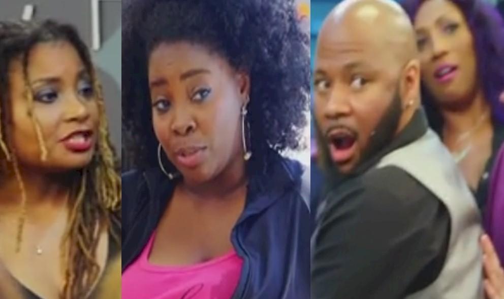 Kim Kimble Battles Jonathan Antin, with Gocha LA Hair Surprise ?