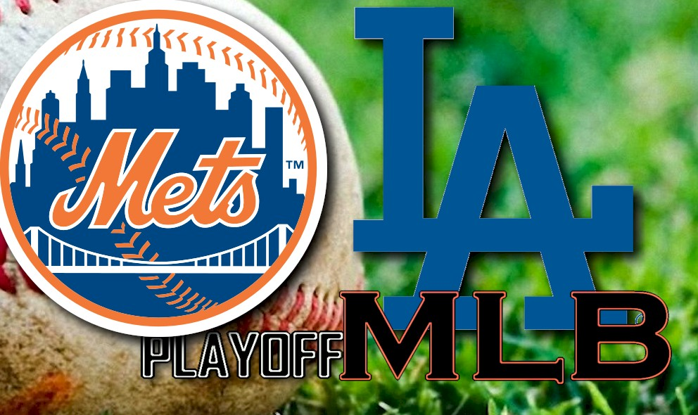 Mets vs Dodgers 2015 Score Heats Up MLB Playoff Baseball Schedule