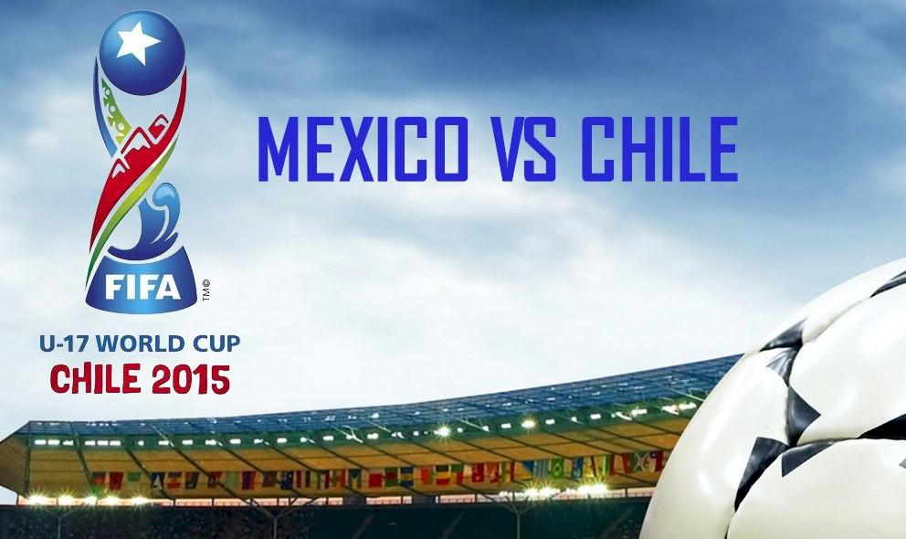 Mexico vs Chile 2015 Score En Vivo Ignites Copa Mundial U17